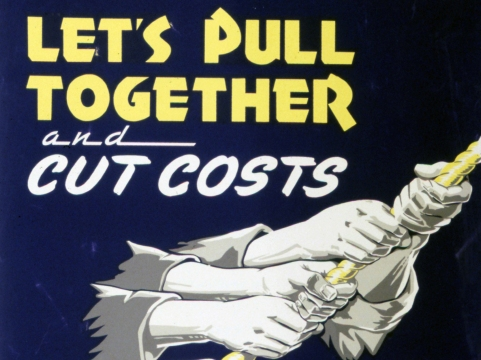 Pull-together-Cut-costs