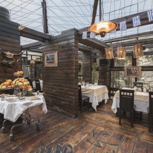 Restaurant Sinaia, partener longeviv